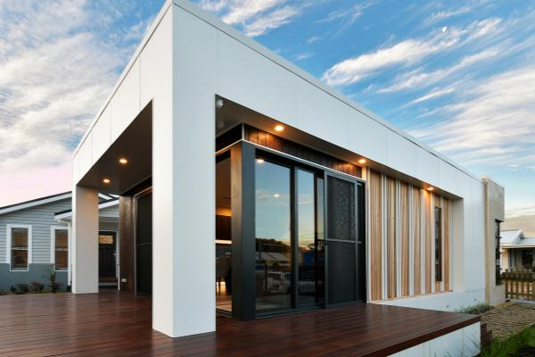 Mono 15 Modular Home - Contempo Style